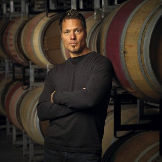 Mt. Boucherie Vineyard, Jim Faulkner, Winemaker