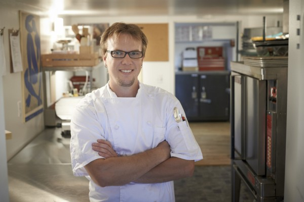 Artisan Culinary Creations, Chef Chris Van Hooydonk