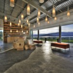 Tantalus Vineyard, Tasting Room